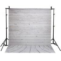 Backdrops Photo Props Studio Background Wall Wood Floor 3x5ft Lighting Camera