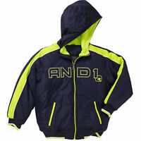 Boys And1 Boys' Coaches Jacket-nwt