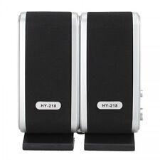 New Hot USB Power Stereo Music Speaker System for PC Laptop Cellphone