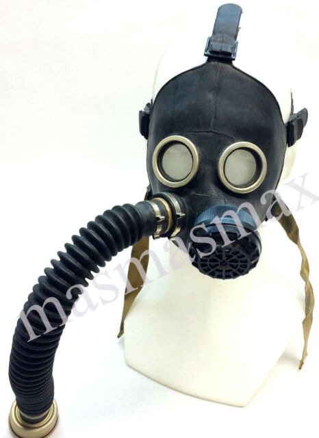 soviet russian black gas mask PDF children gas mask size 1 extra small