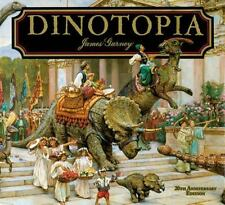 Calla Editions: Dinotopia : A Land Apart from Time by James Gurney (2011,...