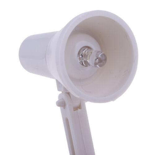 1//6 Skala LED Schreibtischlampe Licht Möbel Für Puppenhaus Zubehör Spielzeug