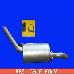 FORD-ESCORPIO-2-0i-Silenciador-posterior