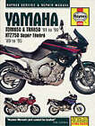 Yamaha TDM850, TRX850 and XTZ750 Service and Repair Manual by Matthew Coombs (Hardback, 1999)