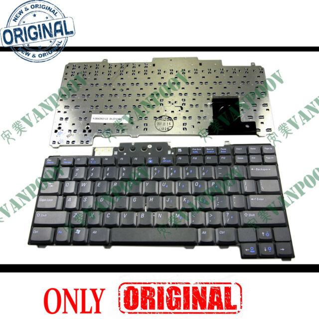 Genuine Dell Latitude D420 D430 Laptop US English Keyboard KH384