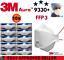 Indexbild 1 - 10er Pack: 3M™ Aura™ Atemschutzmaske 9330+ FFP3 FFP 3 o. Ventil - Mundschutz