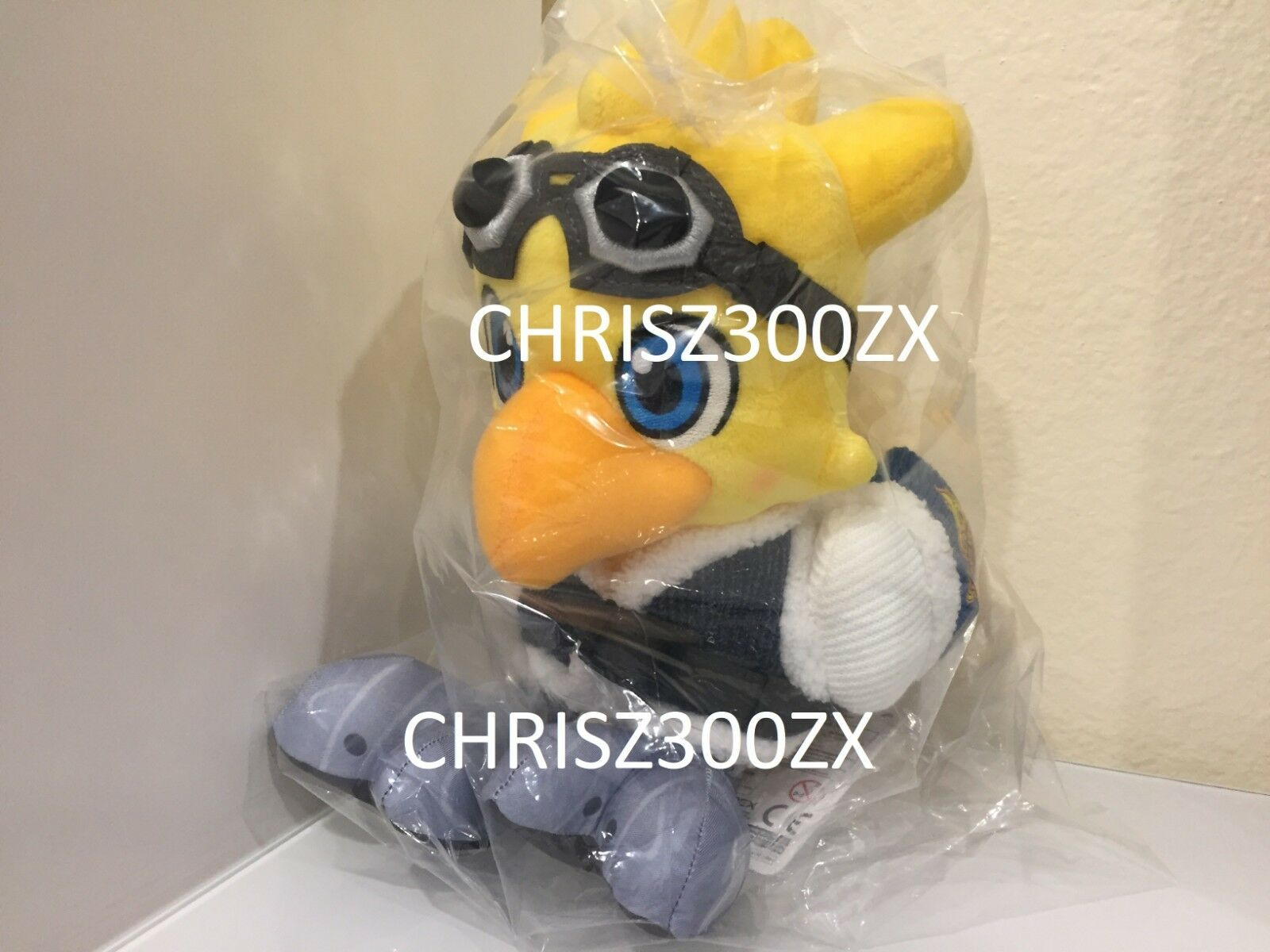 Final Fantasy XIV Alpha Chocobo Plush Plushie - 7 7 8  Tall Square Enix Fan 2018