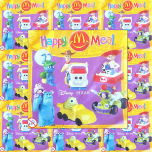 McDonalds-Happy-Meal-Toy-2004-UK-Walt-Disney-Pixar-Movie-Figure-Toys-Various
