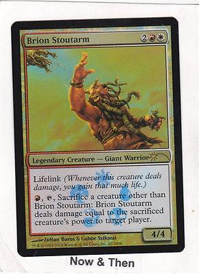 Brion Stoutarm Magic MTG Exclusive Premium