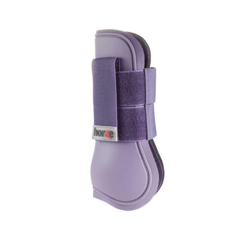 RRP £21.99 COLOURS HORZE HARD SHELL OPEN FRONT  TENDON SUPPORT  HORSE BOOTS