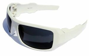 White-Sport-Oak-Sunglasses-Mens-Womens-Biker-Fishing-Golf-UV400-Fashion-Cool