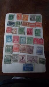 NEWFOUNDLAND-NICE-STAMP-COLLECTION-26-different-used-Cat-is-about-60