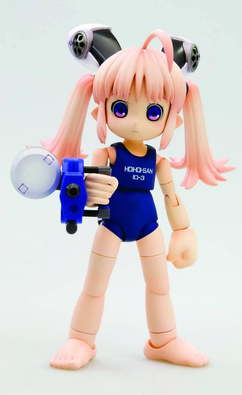 One-Shot Bug Killer   Hoi Hoi-San (Change of Costume) Model Kit