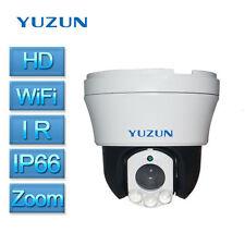 WIFI IP HD 1080P/2.0MP Überwachungskamera Kabellos IR Indoor/Outdoor+SD CARD 64G