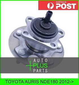 Fits-TOYOTA-AURIS-NDE180-Rear-Wheel-Bearing-Hub