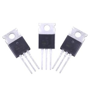 4.4A-110A 55V-500V MOSFET N-Channel Transistor TO-220 Power