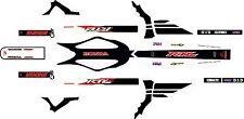 Montesa  4RT/ Honda RTL style  Complete  Decal Set