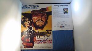 Clint-Eastwood-Signed-12x18-Photo-Two-Mules-For-Sister-Sara-PSA-DNA-COA-LOA