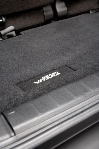 Genuine Suzuki Grand Vitara 5-door Deluxe Boot Carpet Mats New 990E0-65J43-000