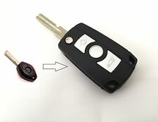 Klappschlüssel Schlüssel Schlüsselgehäuse Ersatz für BMW E46 E53 Z3 X5 E60 E65