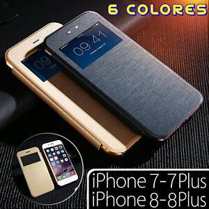 FUNDA-FLIP-COVER-S-VIEW-PARA-IPHONE-7-8-PLUS-CON-TAPA-LIBRO-VENTANA-CARCASA