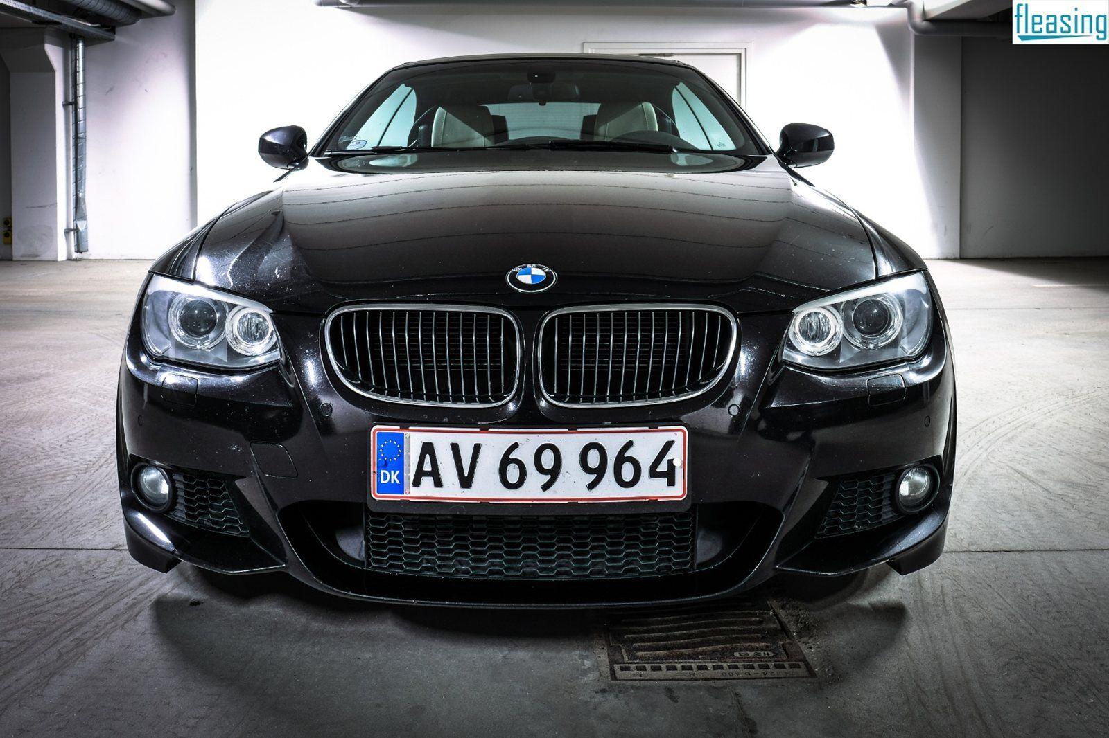 BMW 335i 3,0 Cabriolet 2d - 2.998 kr.