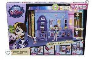 New Littlest Pet Shop Blythe Bedroom Style Set 653569988304 Ebay