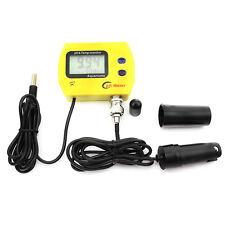 Digital PH & TEMP Meter Water Quality Monitor for Aquarium Pool Hydroponics