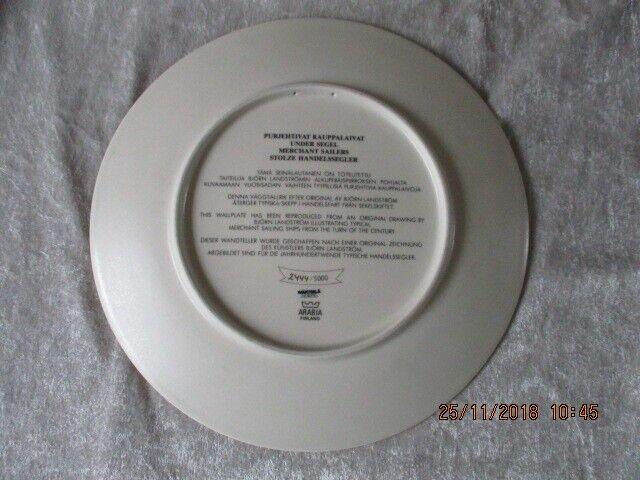 Platter, Brigantine 1982