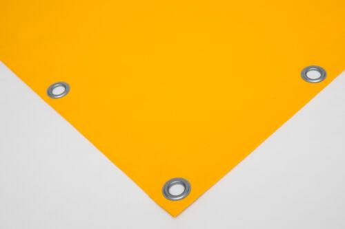 LKW Plane PVC Material mit Saum und Ösen Gewebeplane 720g//m² 4,9m - 5,9m breit