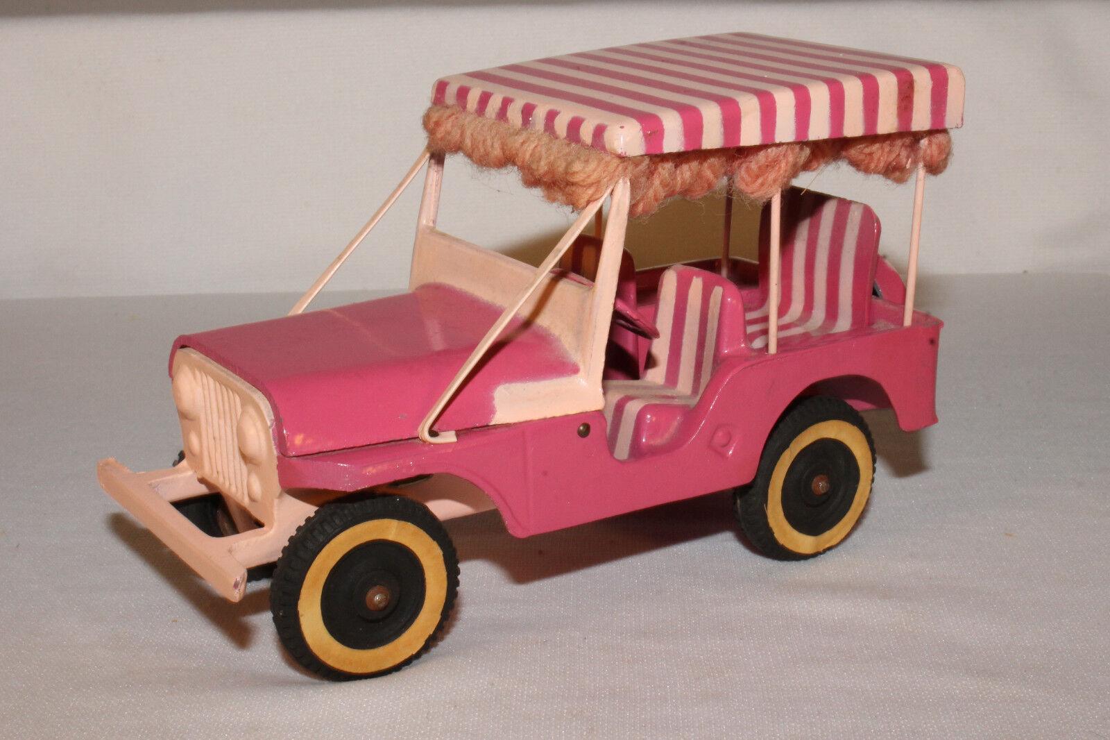Accucast 1959 Willys Gala Jeep Promo, Surrey Top, Schön Original  2