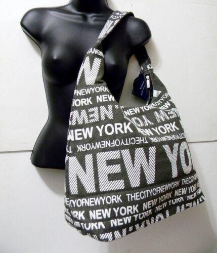 New York Purse Bag Shoulder Hippie Multi Color Sling City Boho Robin Ruth
