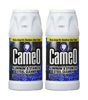 Cameo Aluminum & Stainless Steel Cleaner - 10 Oz - 2 Pk Free Shipping