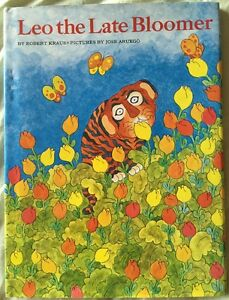 Leo-the-Late-Bloomer-by-Robert-Kraus-1971-Hardcover