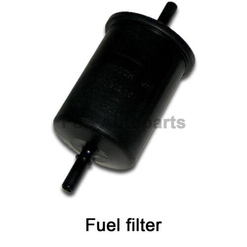 SERVICE KIT for PEUGEOT 207 1.4 16V ET3J4 OIL AIR FUEL CABIN FILTERS PLUGS 06-12
