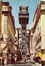 B53781 Lisboa Elevador de Santa Justa  portugal
