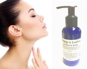 ModelSupplies-Hemp-Lotion-100ml-Moisturize-Skin-Hydration-Face-Body-Hand-Cream