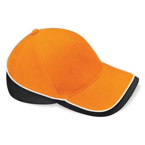 Teamwear Competition Cap Beechfield B171 Summer Low profile hat//team uniform
