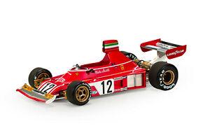 Ferrari 312 B3-74 #12 N. Lauda Brasilien 1975 - GP Replicas lim.500 Stk