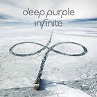 Deep Purple Infinite CD DVD Limited Edition 2017 4029759118497