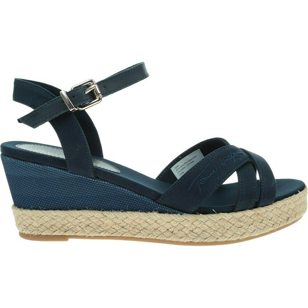 Shoes Universal women Tommy Hilfiger Tommy Gradient Mid FW0FW05627DW5 Navy blue