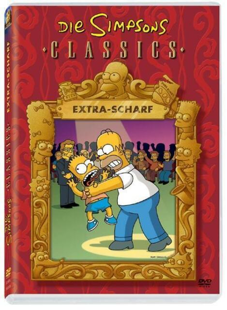 Die Simpsons - Classics - Extra-Scharf! !! Wie Nagelneu !!