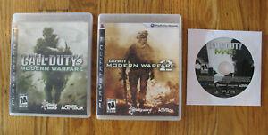 Call-of-Duty-Modern-Warfare-1-2-amp-3-Lot-Bundle-Playstation-3-PS3-Tested