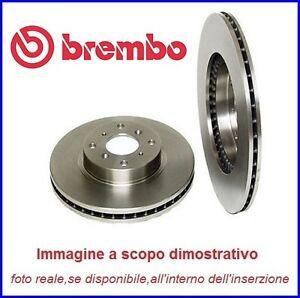 09.9587.11 Coppia dischi freno Brembo Post