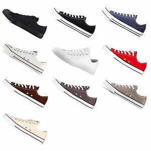 CONVERSE-CT-All-Star-Canvas-Men-Women-Unisex-Low-Top-Casual-Sneaker-Shoes