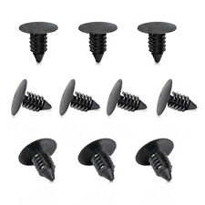 New 10Pcs Bumper Shield Clip Fender Retainer Christmas Tree For GM Ford 389358