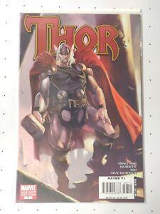 Thor-Issue-7-Variant-Straczynski-Djurdjevic-Miki-Marvel-NM-2007