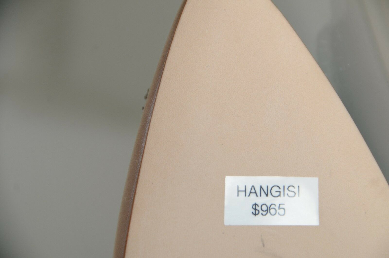Nude 965 NEW MANOLO BLAHNIK HANGISI Nude  Flesh Satin JEWELED Pumps schuhe 41 41.5 b79ba3