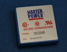 Martek 1612s48 Dc Dc Converter 48 V To 12 V 13 Amps