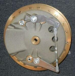 Fontana-MAGNESIUM-210mm-front-brake-hub-assembly-small-scoop-Menani-Racing-Italy